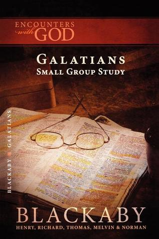Galatians  by  Henry T. Blackaby