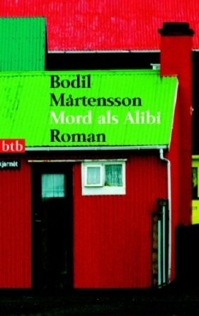 Mord als Alibi (Joakim Hill, #7)  by  Bodil Mårtensson