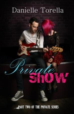 Private Show (Private, #2)  by  Danielle Torella