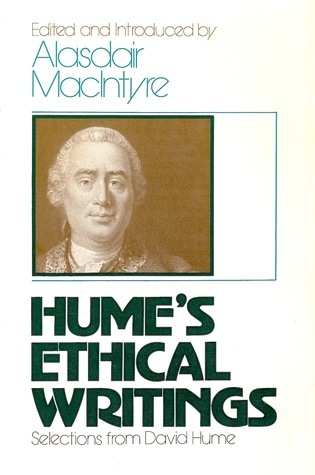 Ethical Writings: Selections from David Hume  by  David Hume
