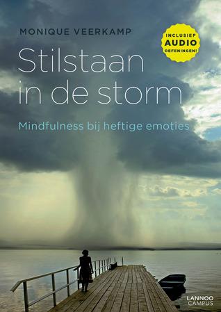 Stilstaan in de storm  by  Monique Veerkamp