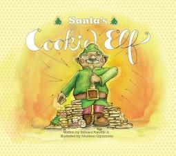 Santas Cookie Elf Richard Parrette Jr.