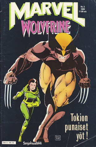 Wolverine - Tokion punaiset yöt Paul Smith