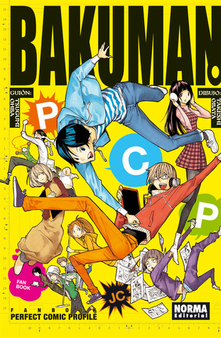Bakuman: Perfect Comic Profile  by  Takeshi Obata