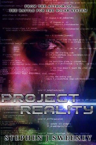 Project Reality Stephen J. Sweeney