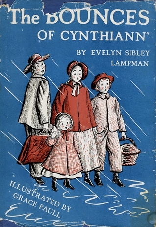 The Bounces of Cynthiann  by  Evelyn Sibley Lampman