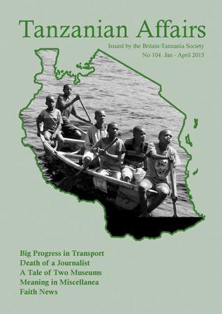 Tanzanian Affairs (#104)  by  David Brewin