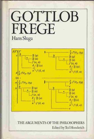 Gottlob Frege Hans D. Sluga