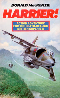 Harrier!  by  Donald MacKenzie