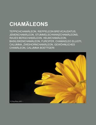 Cham Leons: Teppichcham Leon, Rieppeleon Brevicaudatus, Jemencham Leon, Stummelschwanzcham Leons, Raues Bergcham Leon, Helmcham Le  by  Source Wikipedia