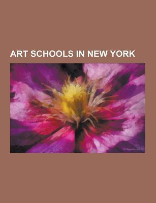 Art Schools in New York: School of Visual Arts, Pratt Institute, Tisch School of the Arts, Parsons the New School for Design Source Wikipedia