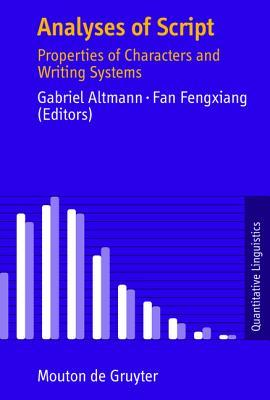 Analyses of Script  by  Fan Fengxiang