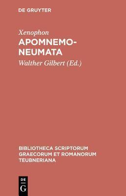 Apomnemoneumata  by  Xenophon