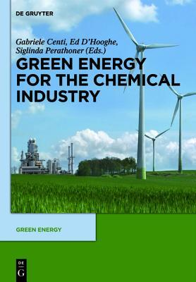 Green Energy and Resources for the Chemical Industry Gabriele Centi