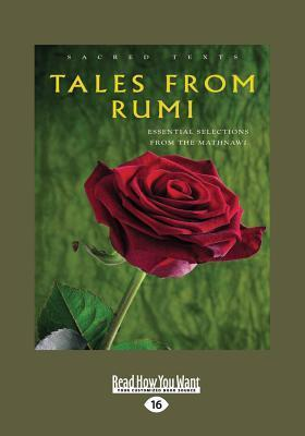 Tales from Rumi (Large Print 16pt)  by  Rumi