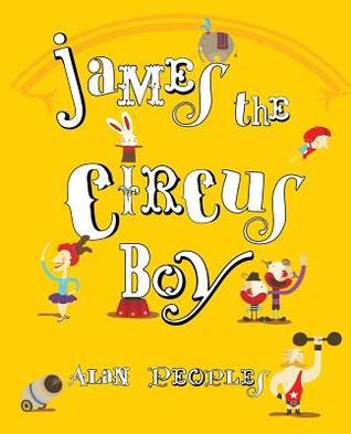 James the Circus Boy Alan Peoples