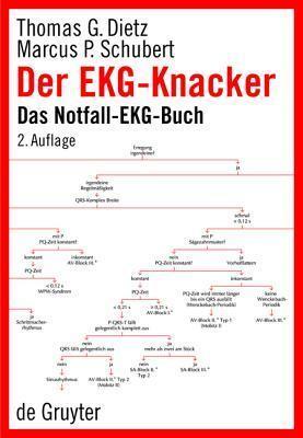 Der EKG-Knacker: Das Notfall-EKG-Buch Thomas G. Dietz