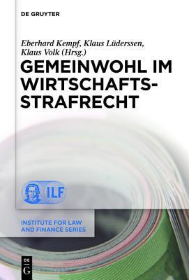 Okonomie Versus Recht Im Finanzmarkt? Eberhard Kempf