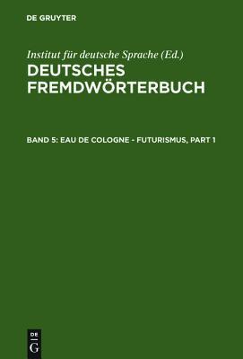 Eau de Cologne - Futurismus  by  Gerhard Strauß