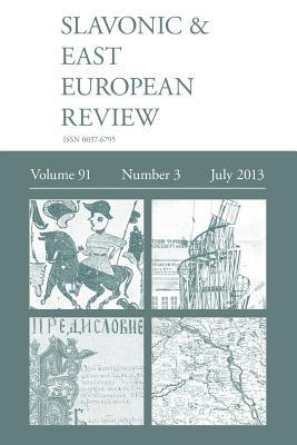 Slavonic & East European Review (91: 3) July 2013 Robin Aizlewood