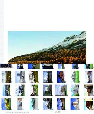 Wohn Raum Alpen / Abitare Le Alpi / Living in the Alps: Nachhaltiger Wohnbau in Den Bergen Zeitgenossische Wohnformen Mit Perspektive  by  Kunst Meran/O Arte