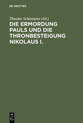 Ein Verleumder: Glossen Zur Vorgeschichte Des Weltkrieges  by  Theodor Schiemann