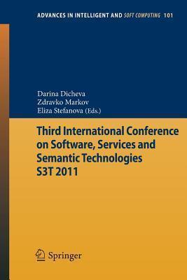 Software Services  Semantic Technologies Eliza Stefanova