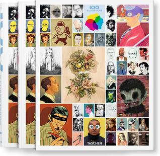 100 Illustrators  by  Steven Heller