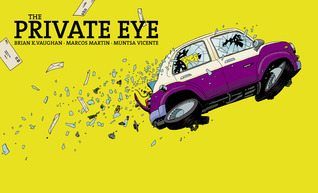 The Private Eye #4 Brian K. Vaughan