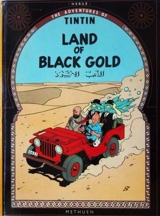 Land of Black Gold Hergé