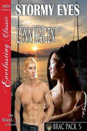Stormy Eyes (Brac Pack #5) Lynn Hagen