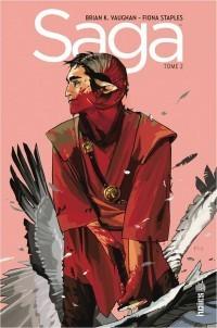 Saga, tome 2  by  Brian K. Vaughan