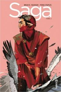 Saga Tome 2 (Saga, #2)  by  Brian K. Vaughan