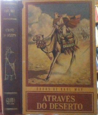 Através do Deserto, (Obras de Karl May,4) Karl May