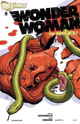 Wonder Woman #3 (The New 52)  by  Brian Azzarello