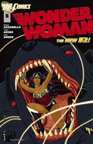 Wonder Woman #6 (The New 52) Brian Azzarello