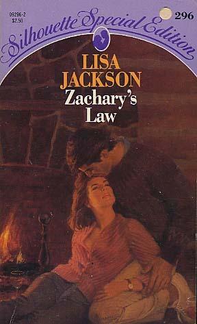 Zacharys Law  by  Lisa Jackson