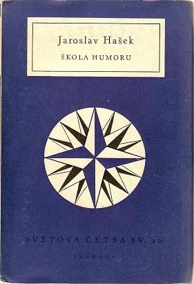 Škola humoru: povídky Jaroslav Hašek