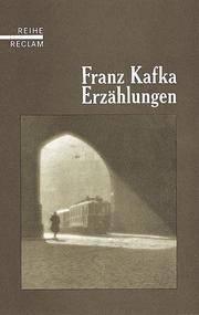 Erzählungen. Franz Kafka