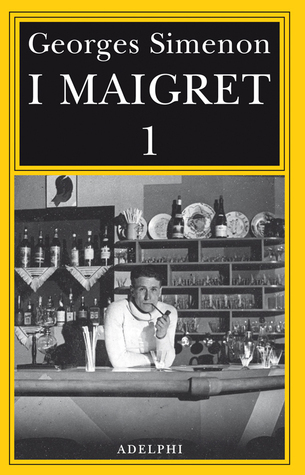 I Maigret 1  by  Georges Simenon