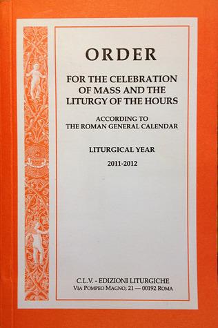 Catholic ORDO (2011-2012)  by  The Catholic Church