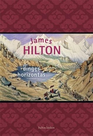 Dingęs horizontas James Hilton