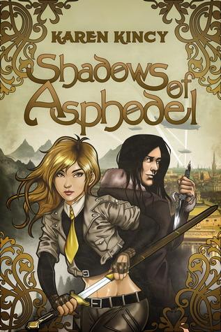 Shadows of Asphodel Karen Kincy