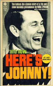 And Now...Heres Johnny  by  Nora Ephron