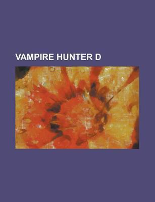 Vampire Hunter D Books LLC
