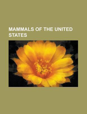 Mammals of the United States: Brown Bear, Polar Bear, American Bison, Jaguar, American Black Bear, Coyote, Moose, Cougar, Reindeer  by  Source Wikipedia