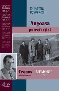 Cronos autodevorandu-se... Angoasa putrefactiei. Memorii. Vol. 4  by  Dumitru Popescu