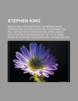 Stephen King: Quality of Service Books LLC
