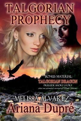 Talgorian Prophecy Melissa Alvarez