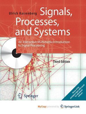 Signale   Prozesse   Systeme: Eine Multimediale Und Interaktive Einführung In Die Signalverarbeitung  by  Ulrich Karrenberg